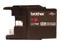 BROTHER TiNTA LC-79M    PARA 1200 PAGiNAS MAGENTA