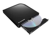 Lenovo USB Portable DVD Burner Disk drev DVD±RW (±R DL) / DVD-RAM