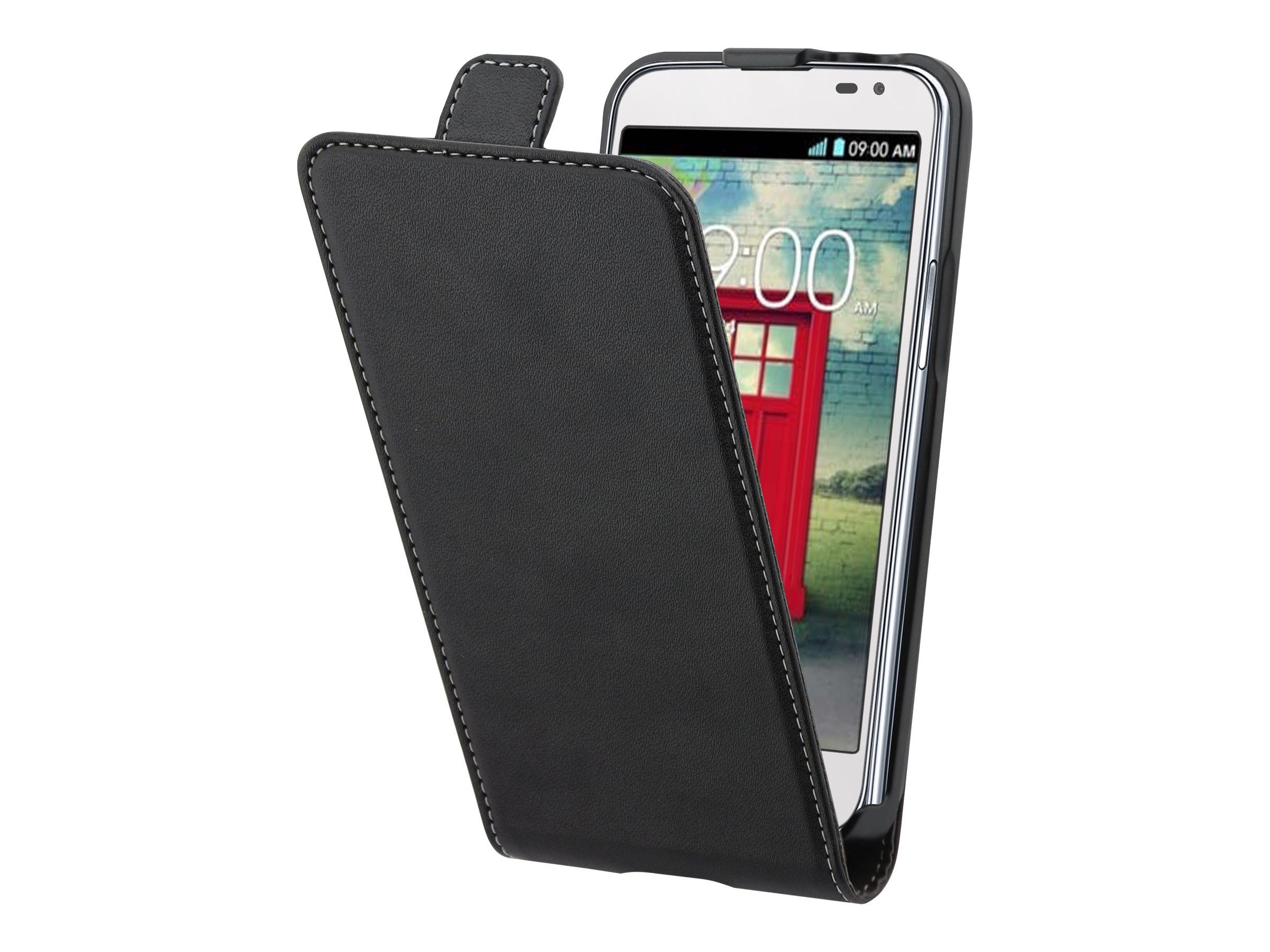 Muvit Customline Slim protection à rabat pour téléphone portable