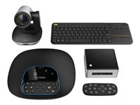 Logitech Kit Group inc NUC i5+K400 NDX