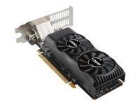 MSI GTX 1050 2GT LP Grafikkort NVIDIA GeForce GTX 1050 2 GB GDDR5