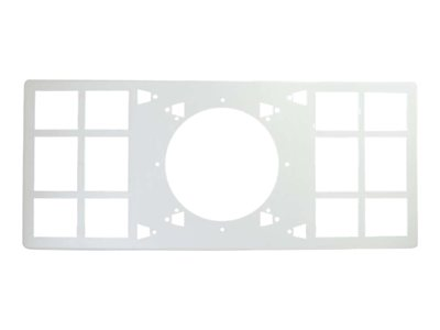 C2G Mounting kit (2 support brackets, 2 bridge enclosures) for speaker(s)