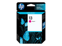 HP 13 14 ml magenta original blækpatron