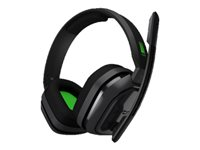 Logitech audifonos gamer A10 headset para Ps4 xbox one y PC
