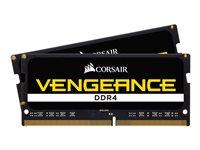 CORSAIR Vengeance DDR4 8 GB SoDimm 2666MHz