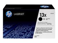 HP T�ner Negro (n�13X) Ultra PreciseQ2613X