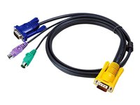 Aten 2L-5206P PS/2 KVM Cable (6m)