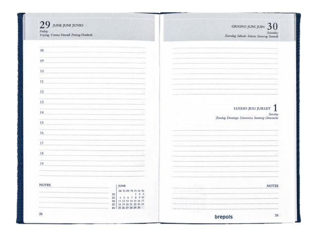 Brepols Seta Trade - agenda (pack de 20)