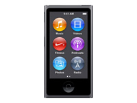 Apple iPod nano 7. generation digital afspiller 16 GB space grey