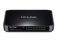 TP-Link TL-SF1024M Switch 24 x 10/100 desktop