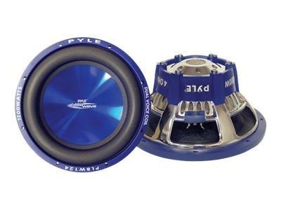 """PYLE Blue Wave Series PLBW104 - Subwoofer driver - 10"""""""