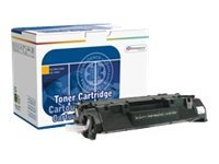 Image of Dataproducts - black - remanufactured - toner cartridge ( replaces HP 05A )
