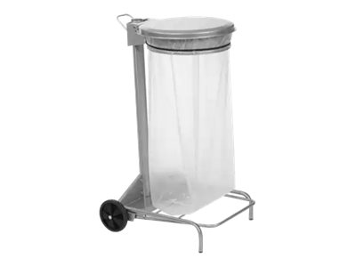 Rossignol by CEP - Trash bag holder cart - 110 l - pédale