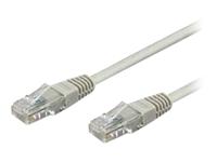 wentronic Netværkskabel RJ-45 (han) til RJ-45 (han) 2 m UTP CAT 6 grå