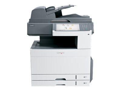Image of Lexmark X925de - multifunction printer ( colour )