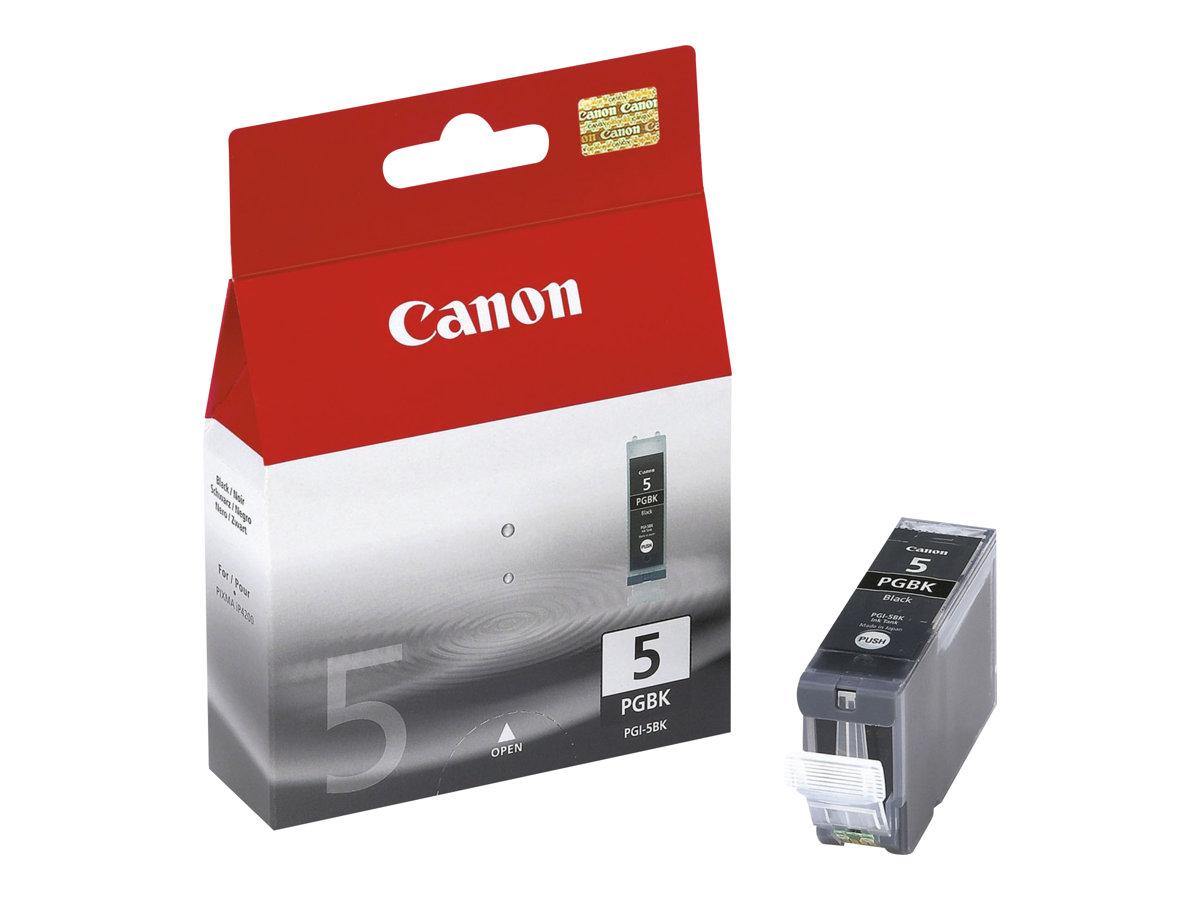 Canon PGI-5 - noire - originale - cartouche d'encre