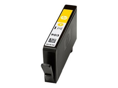 HP 903 - jaune - originale - cartouche d'encre