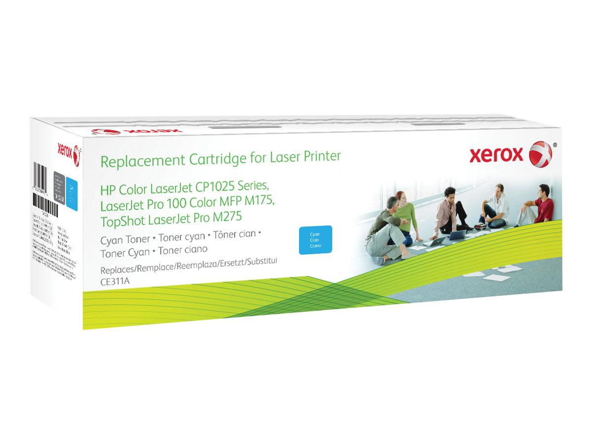 Xerox - cyan - cartouche de toner (alternative pour: HP CE311A)