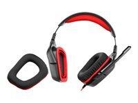 Logitech G230 Stereo Gaming Headset Headset fuld størrelse
