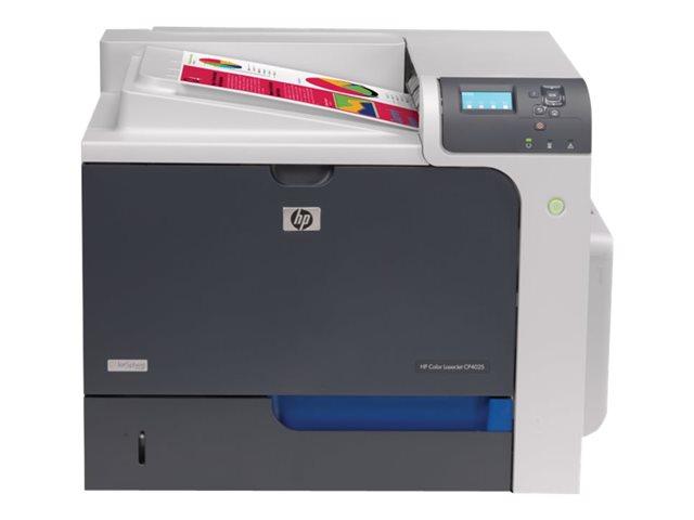 Image of HP Color LaserJet Enterprise CP4025n - printer - colour - laser