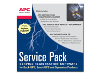 APC Extended Warranty (Renewal or High Volume) - Extended service agreement - 1 year - for P/N: AP4421, AP4433, AP7800B, AP7801B, AP7802B, AP7811B, AP7821B, AP7850B, AP7901B
