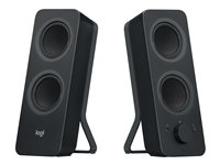 Logitech Z207 - Speakers - for PC