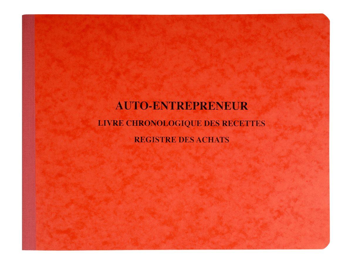 Exacompta - livre de reçus chronologiques