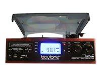 BOYTONE BT-19DJM-C - Audio system - mahogany