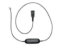 Jabra Smart Cord - câble pour casque micro