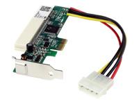 StarTech.com Cartes PEX1PCI1