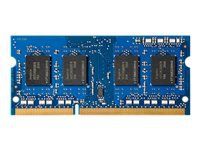 HP - DDR3 - 1 GB - SO-DIMM 144-pin - 800 MHz / PC3-6400 - unbuffered - non-ECC - for Color LaserJet Managed E65150, E65160, E85055; LaserJet Managed MFP E62655