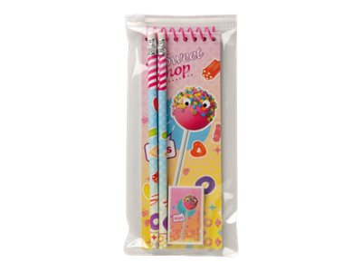 Oberthur SWEET SHOP Cake Pop - cahier