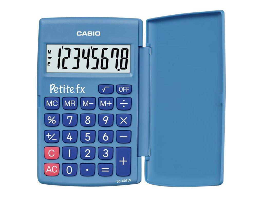 Casio Petit-FX LC-401LV - calculatrice de poche