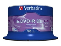 Verbatim DVD Blu-Ray & HD DVD 43758