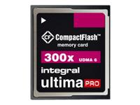 Integral UltimaPro - carte mémoire flash - 64 Go - CompactFlash