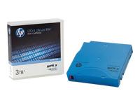 HPE Ultrium Non-Custom Labeled Data Cartridge - LTO Ultrium x 20 - 1.5 To - support de stockage