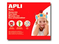 APLI kids - 1 feuille mousse - EVA - 60 x 40 x 0.2 cm - différentes couleurs disponibles