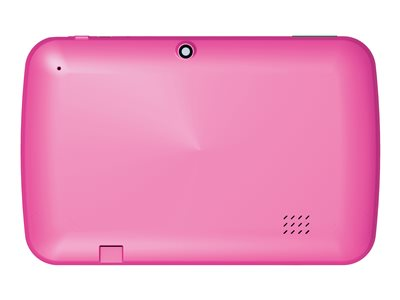 "Supersonic Munchkins SC-774KT - Tablet - Android 4.4 (KitKat) - 4 GB - 7"" (1024 x 600) - USB host - microSD slot - pink"