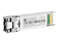 HPE X132 - SFP+ transceiver module - 10 GigE - 10GBase-ER - LC - for HPE Aruba 2930F 24G 4SFP+, 2930F 48G 4SFP+, 2930F 48G PoE+ 4SFP+, 5406 zl