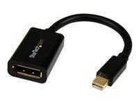 15cm Mini DisplayPort to DisplayPort Video Cable Adapter - M/F