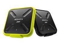 ADATA Durable SD700 Solid state drive 256 GB ekstern (bærbar)