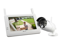 Swann ADW-410 Digital Wireless Security System Monitor And Camera Kit