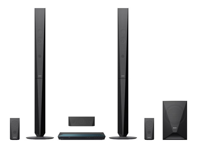 Sony BDV-E4100 - home theater system - 5.1 channel