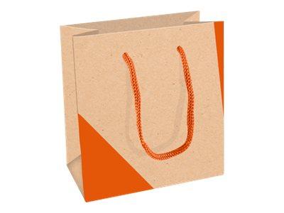 Clairefontaine Geometric - Sac cadeau - 14 cm x 7.5 cm x 15 cm