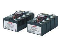 APC Batteries pour onduleur RBC12