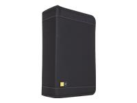 Case Logic CDW 128T - portefeuille pour disques CD/DVD