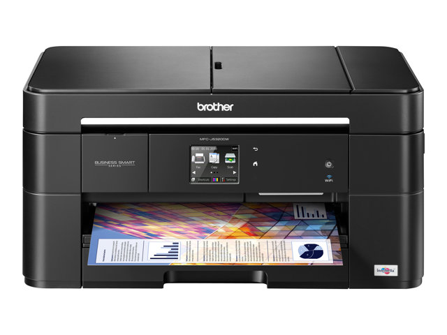 Image of Brother MFC-J5320DW - multifunction printer ( colour )
