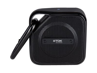 TDK Life on Record TREK Micro A12 - haut-parleur - pour utilisation mobile - sans fil