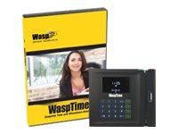 WaspTime Standard Barcode Solution