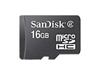 Sandisk Secure Digital SDSDQB-016G-B35